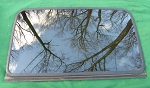 1989 ACURA LEGEND 4 DOOR OEM SUNROOF GLASS 70200-SD4-A01; 70200-SD4-A10
