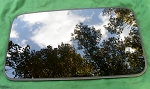 2006 NISSAN MURANO OEM SUNROOF GLASS 91210-CB01A; 91210CB01A