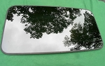 2007 KIA OPTIMA EX, LX SUNROOF GLASS 81610-2G000; 816102G000