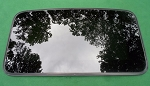2003 MITSUBISHI OUTLANDER OEM SUNROOF GLASS MR573723