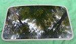 1998 HONDA PASSPORT SUNROOF GLASS 8971704960