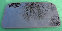 2008 JEEP PATRIOT OEM SUNROOF GLASS PANEL 68003466AB