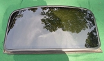 1990 HONDA PRELUDE OEM SUNROOF GLASS