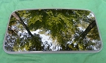 1998 BUICK RIVIERA SUNROOF GLASS 12371672
