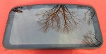 WEBASTO STARLITE  5400 PRE-OWNED AFTERMARKET SUNROOF GLASS PANEL