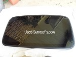 2002 ACURA TL OEM SUNROOF GLASS 70200-S0K-A03; 70200S0KA03