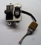 2002 - 2003 NISSAN MAXIMA SUNROOF SWITCH 25450-5Y710; 254505Y710