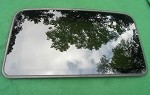 2005 LEXUS ES330 OEM SUNROOF GLASS 63201-33091; 6320133091