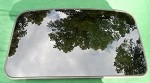 2010 MERCURY MARINER SUNROOF GLASS 8L8Z-7850054-A; 8L8Z7850054A