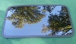 1998 NISSAN 200SX OEM FACTORY SUNROOF GLASS 912104B510