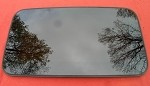 2008 NISSAN SENTRA OEM SUNROOF GLASS PANEL 91210-ET010; 91210ET010