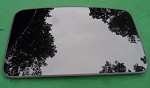 2007 BUICK LUCERNE OEM SUNROOF GLASS 15910284