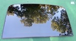 2010 LINCOLN MKS SUNROOF GLASS 8A5Z54500A18A;  8A5Z-54500A18-A