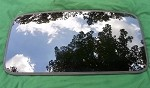 2010 HONDA ODYSSEY SUNROOF GLASS 70200-SHJ-A41; 70200SHJA41