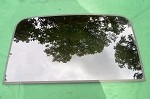 2009 CADILLAC CTS OEM FACTORY FRONT SUNROOF GLASS PANEL 23142060
