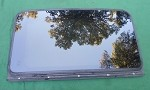 1991 LEXUS ES250 SUNROOF GLASS PANEL 63201-32040; 6320132040