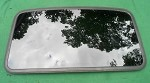 2002  MITSUBISHI GALANT OEM SUNROOF GLASS PANEL MR396510