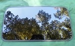 2004 KIA SPECTRA SUNROOF GLASS 81610-2F000; 816102F000