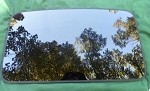 2000 LEXUS GS400 SUNROOF GLASS 63201-30100; 6320130100