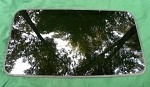 2000 PONTIAC BONNEVILLE OEM  SUNROOF GLASS 12374535