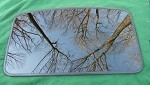 2001 CHRYSLER 300M OEM SUNROOF GLASS 5011600AB