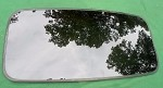 2014 SUBARU LEGACY SEDAN  SUNROOF GLASS 65430AJ00A
