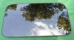 2006 AUDI A8 QUATTRO SUNROOF GLASS PANEL 4E0-877-071; 4E0877071