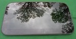 2016 MAZDA 3 SUNROOF GLASS BBM669810A; BBM669810