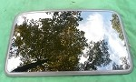 1997 TOYOTA RAV4 SUNROOF GLASS 63201-42020-B1; 6320142020B1