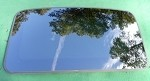 2013 BUICK REGAL SUNROOF GLASS 13483907