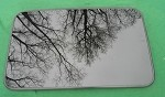 2003 KIA SORENTO OEM FACTORY SUNROOF GLASS 81610-3E000; 816103E000