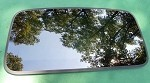 2008 HONDA CIVIC 4 DOOR EX, LX OEM SUNROOF GLASS 70200-SNE-A02; 70200SNEA02; 70200SNEA01