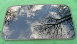 2006 HYUNDAI TUCSON OEM SUNROOF GLASS 81610-2E000; 816102E000