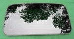 2015 SUBARU IMPREZA SUNROOF GLASS 65430FG010; 65430-FG010, 65430-FJ000; 65430FJ000