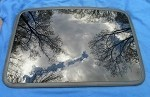 2000 CHRYSLER CIRRUS OEM SUNROOF GLASS