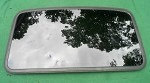 2001 MITSUBISHI GALANT OEM SUNROOF GLASS PANEL MR396510