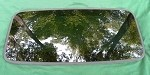2012 HONDA PILOT OEM SUNROOF GLASS 70200-SZA-A02; 70200SZAA02