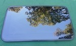 2005 MAZDA RX8 OEM FACTORY SUNROOF GLASS FE2369810