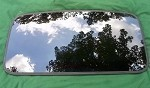 2008 HONDA ODYSSEY SUNROOF GLASS 70200-SHJ-A41; 70200SHJA41