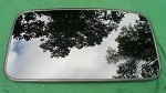 2001 HONDA ACCORD OEM SUNROOF GLASS 70200-S82-A01; 70200S82A01