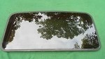 1992 LEXUS SC400 SUNROOF GLASS PANEL 63201-24060; 6320124060