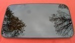 2011 NISSAN SENTRA OEM SUNROOF GLASS PANEL 91210-ET010; 91210ET010
