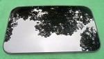2008 AUDI A4 QUATTRO SUNROOF GLASS PANEL 8E0-877-071-B