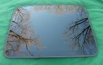 2001 HYUNDAI SANTA FE OEM SUNROOF GLASS 81610-26001; 8161026001