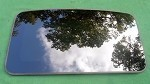 2012 BUICK VERANO SUNROOF GLASS 13402191