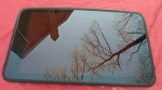1993 NISSAN MAXIMA SUNROOF GLASS 91210-85E10; 9121085E10