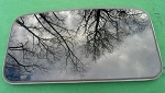 WEBASTO STARLITE  5200 PRE-OWNED AFTERMARKET SUNROOF GLASS PANEL