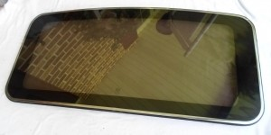1991 LINCOLN TOWN CAR SUNROOF GLASS
