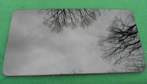 1996 MERCEDES-BENZ C220 OEM FACTORY SUNROOF GLASS