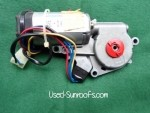 1996 - 2005 PONTIAC SUNFIRE SUNROOF MOTOR 89023553